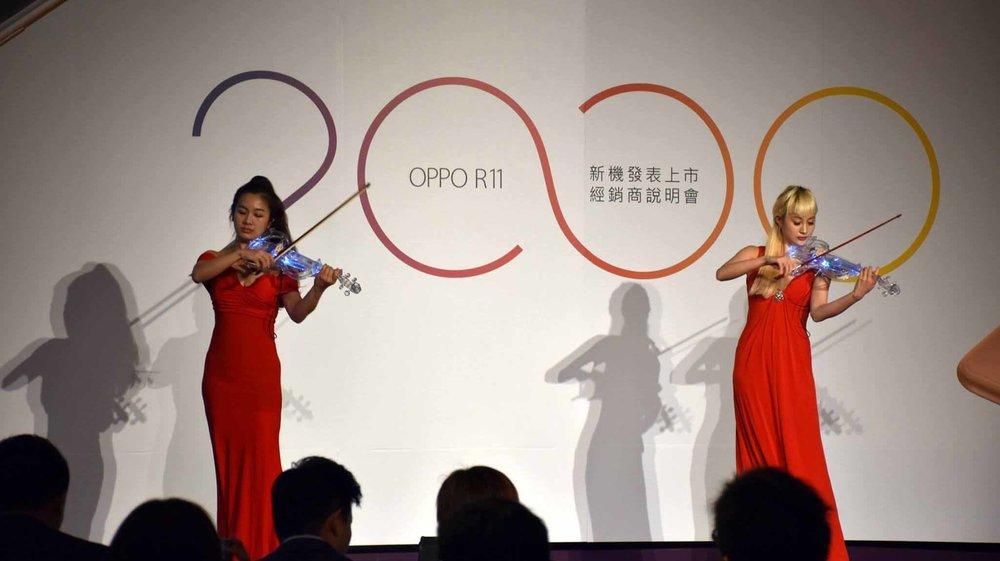 LED violin: LED 小提琴