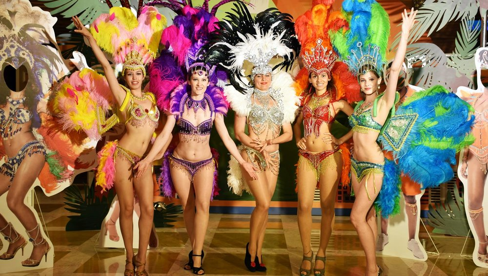 Brazilian Samba : 巴西森巴