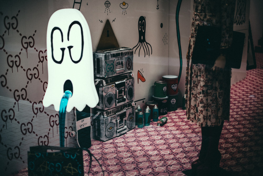 GucciGhost room.