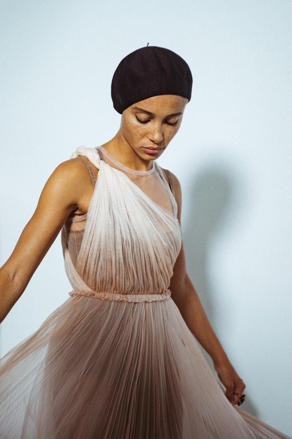 Adwoa, Dior Spring 2019
