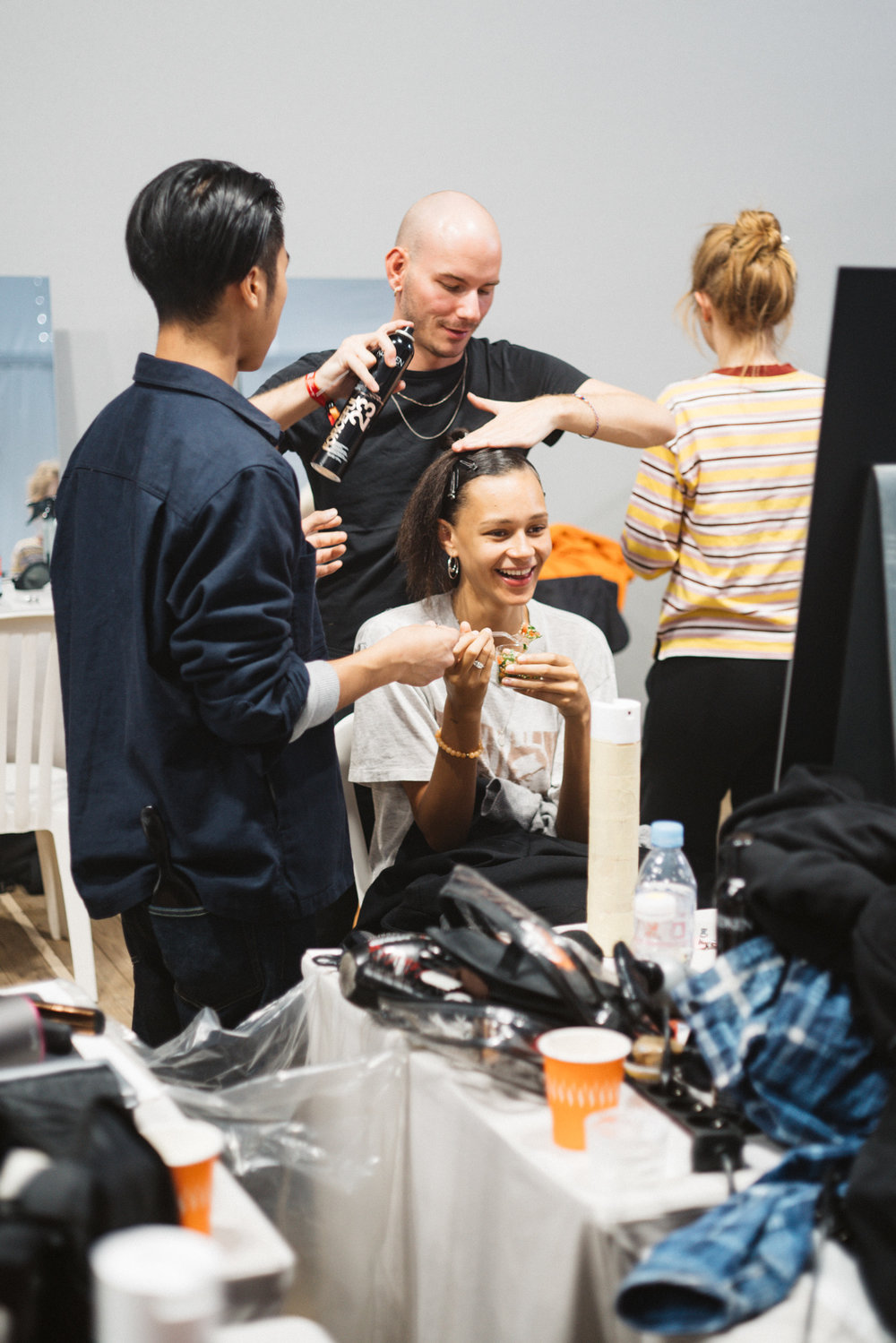 Binx, Dior Spring 2019