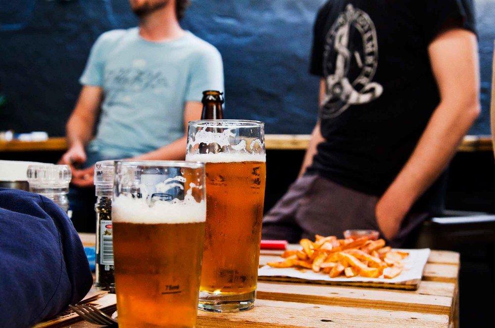 The Mash Tun - Food & Beer2