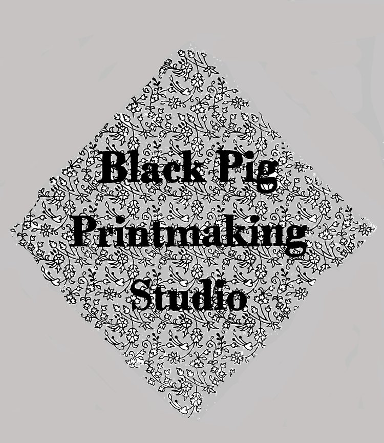 Black Pig Printmaking