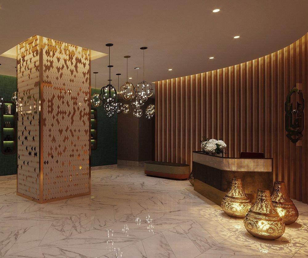 Lamar Spa, UAE