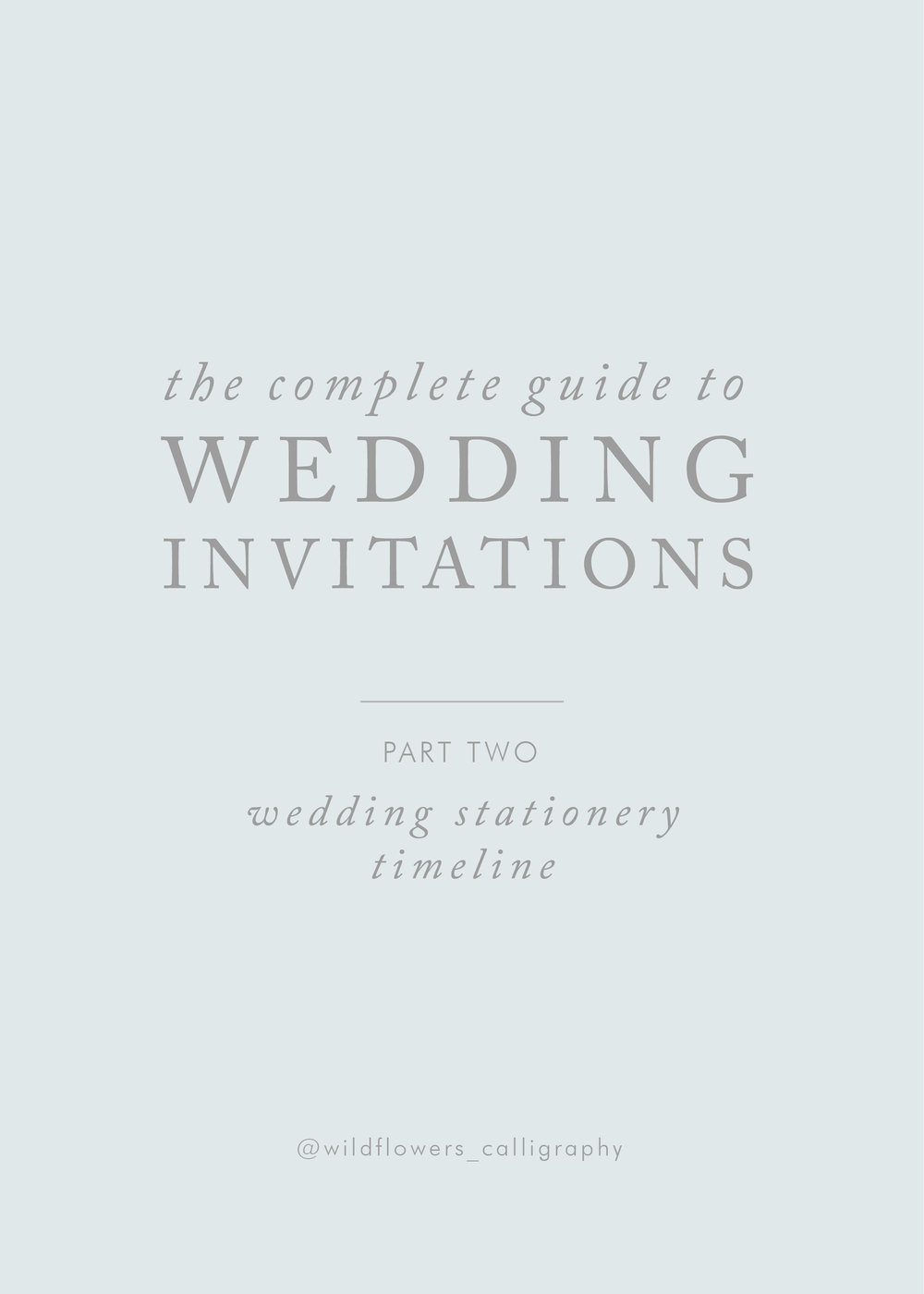 wedding invitation guide -part 2 _timeline-Wildflowers_Calligraphy.jpg