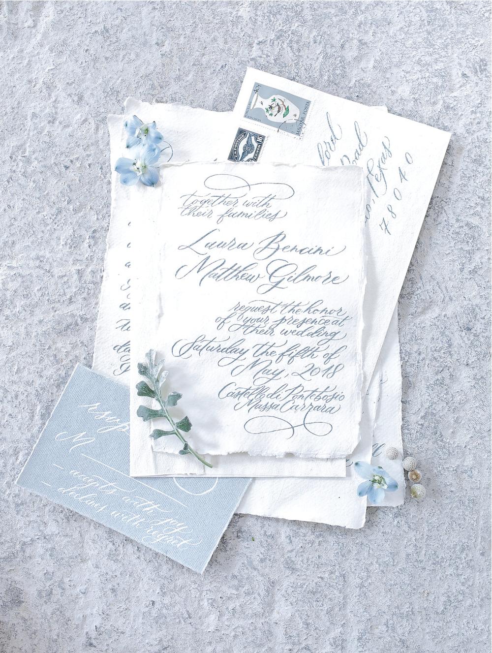 INVITATIONS -