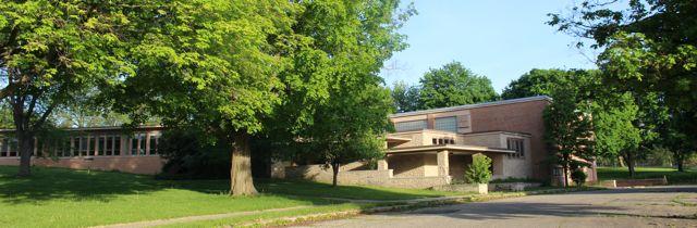 GRAND RAPIDS mid-century PARK-SCHOOLS 1951-1961