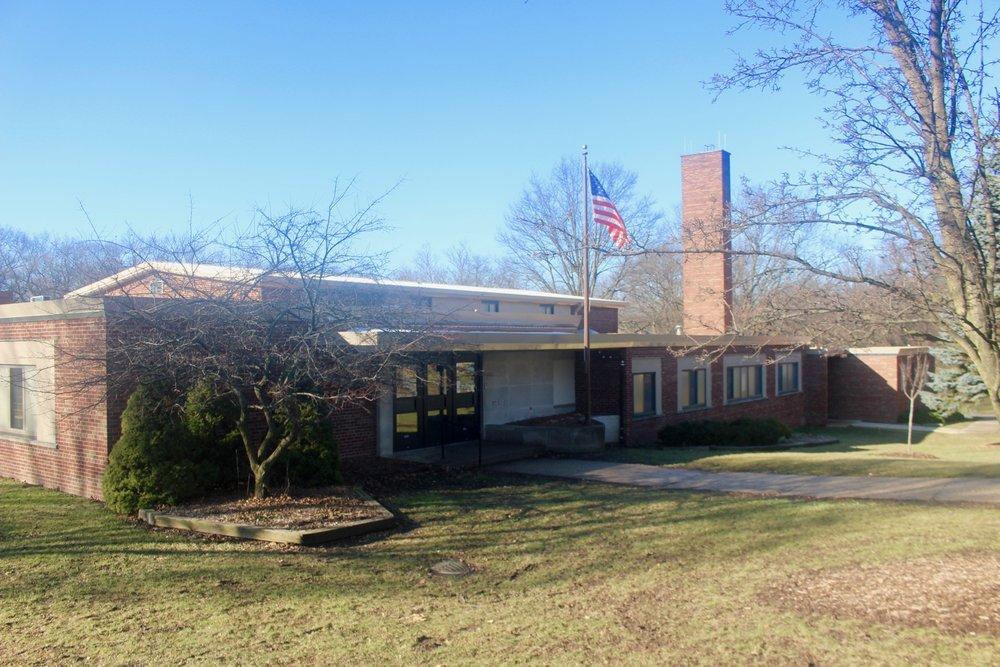Mulick Park Park-School Exterior, January 2017