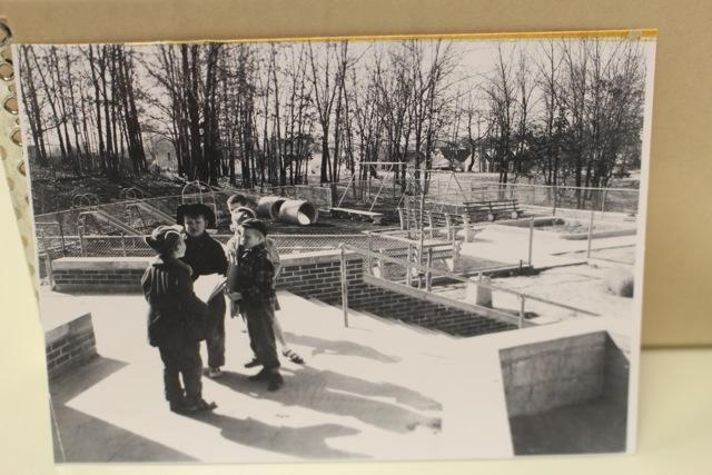 MULICK PARK PLAYGROUND 1950'S