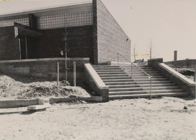 MULICK PARK STEPS