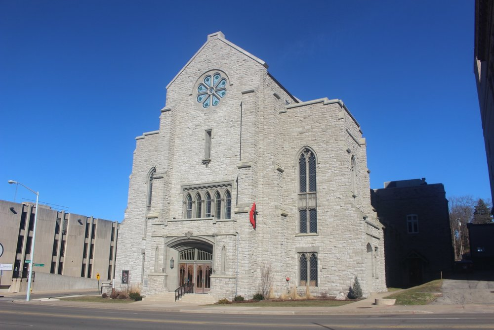 1916 FIRST UNITED METHODIST CHURCH