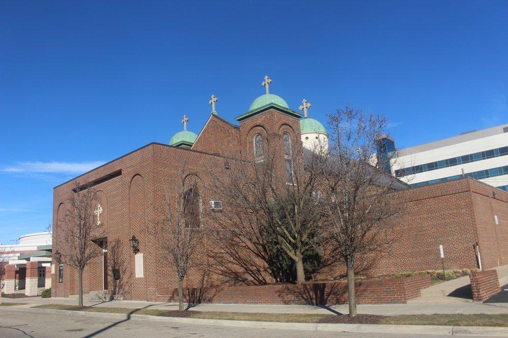 ST. GEORGE ANTIOCHIAN CHURCH