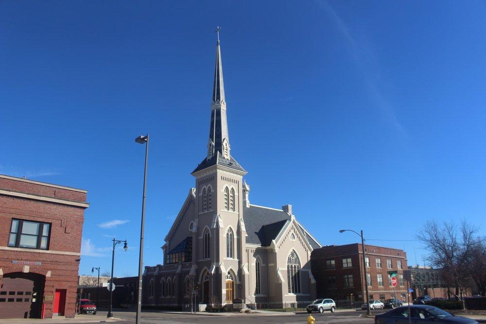 1876 WESTMINSTER PRESBYTERIAN CHURCH