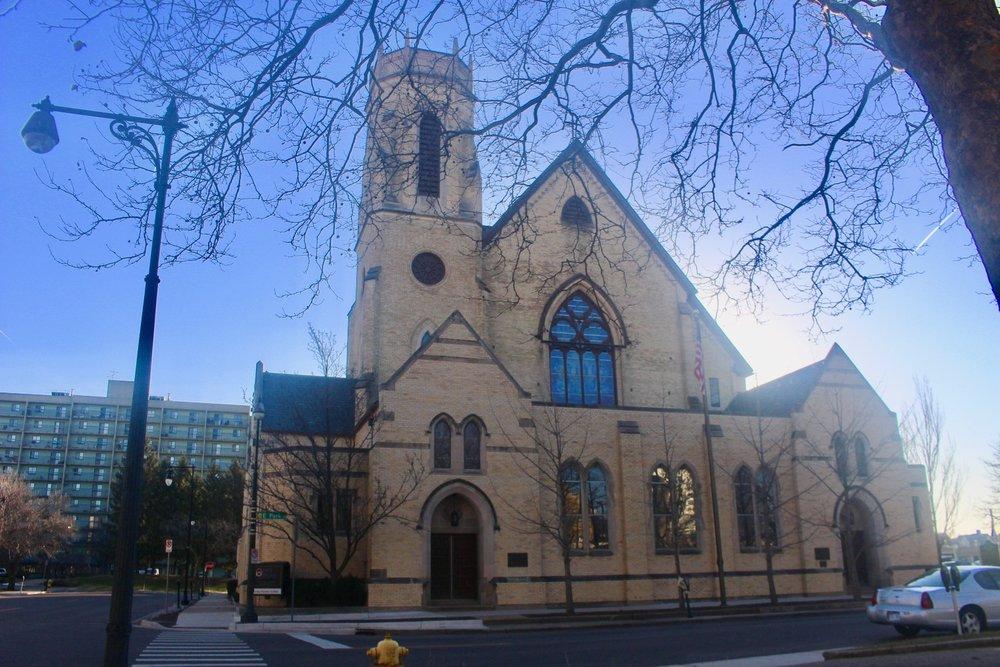 FIRST (PARK) CONGREGATIONAL CHURCH