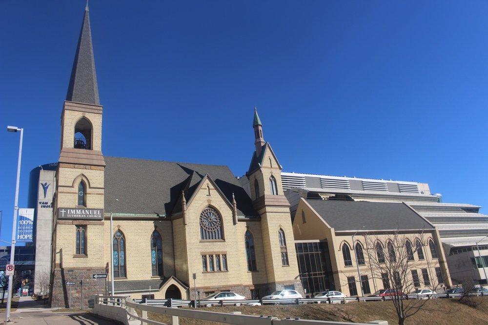 1890 IMMANUEL LUTHERAN CHURCH