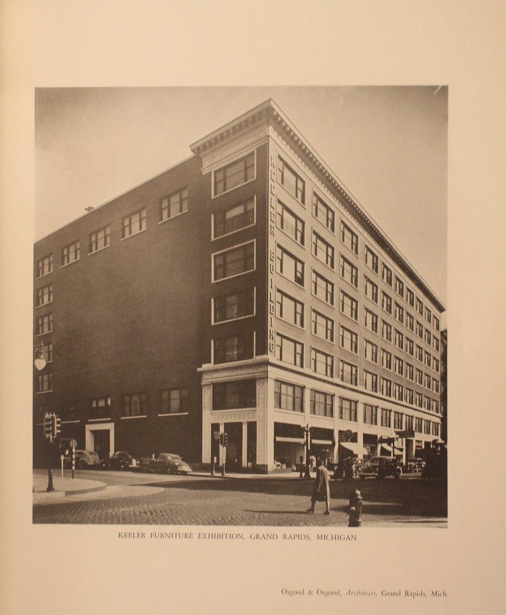 KEELER BUILDING
