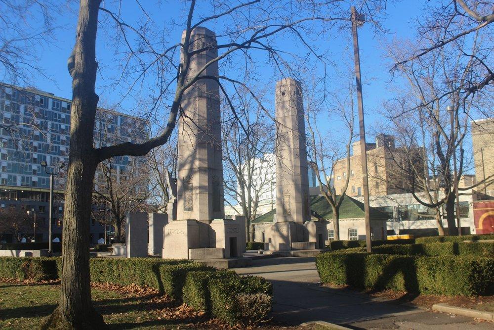 VETERANS MEMORIAL PARK