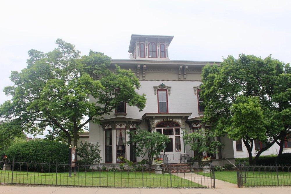 MARTIN J. SWEET HOME/WOMEN'S CITY CLUB