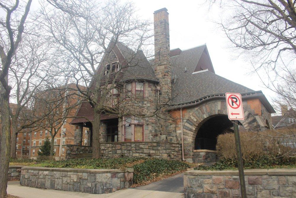 THOMAS FRIANT HOUSE