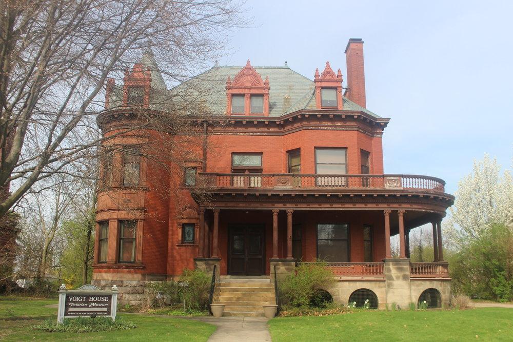 VOIGHT HOUSE