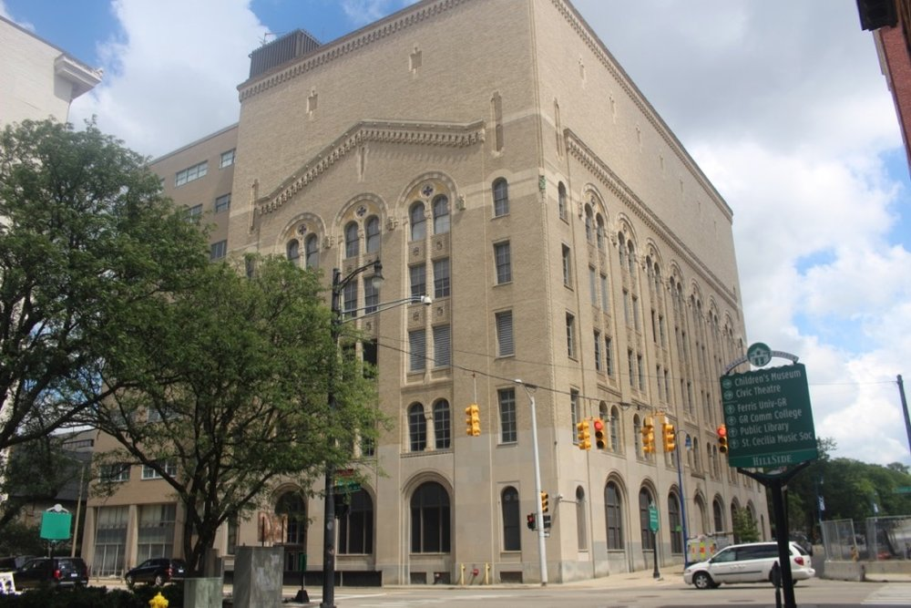 104-14 DIVISION NORTH | MICHIGAN BELL TELEPHONE BUILDING