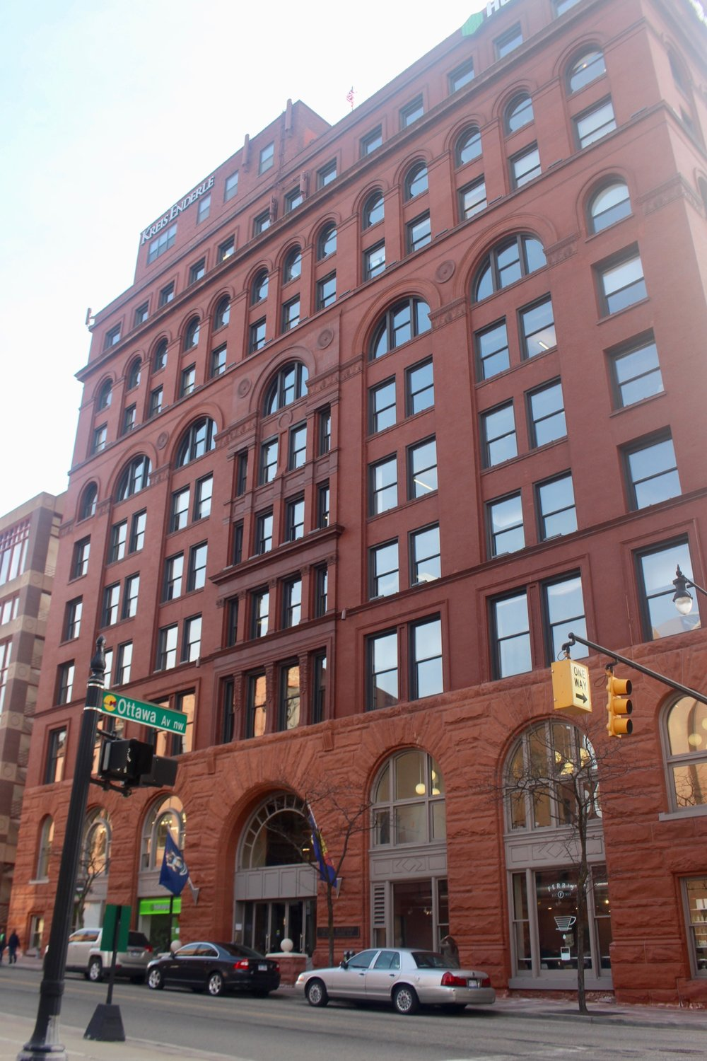 40 PEARL STREET NW | MICHIGAN TRUST BUILDING