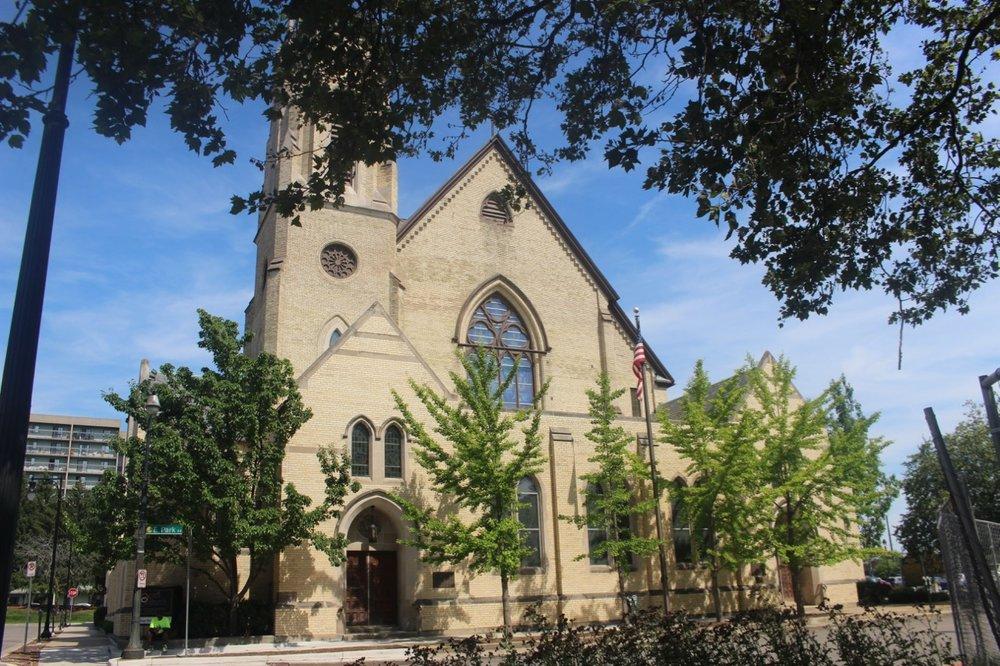 10 E. PARK | FIRST (PARK) CONGREGATIONAL CHURCH
