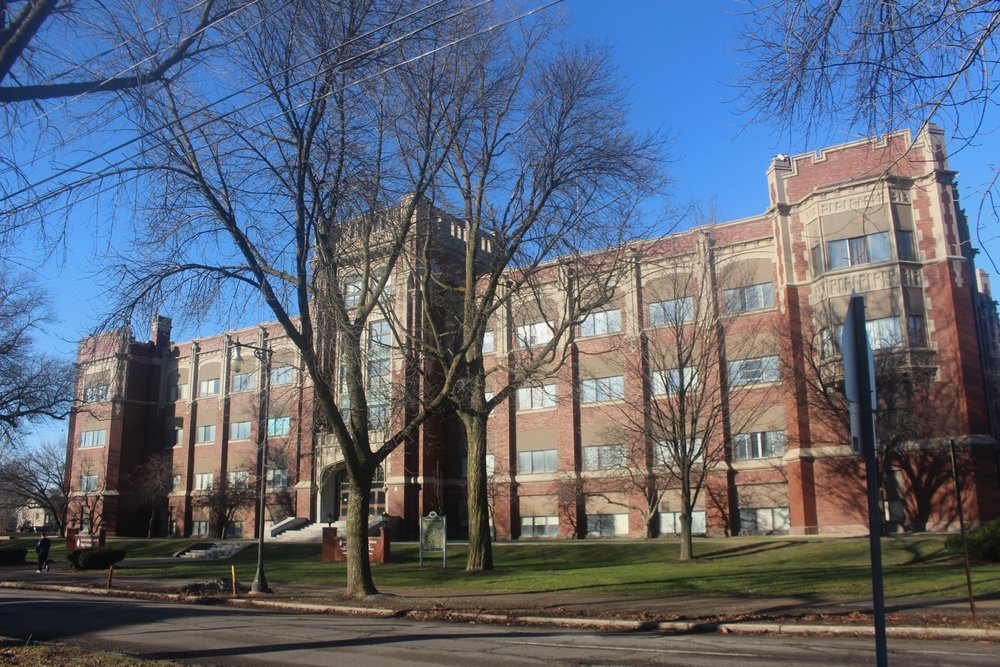 421 FOUNTAIN NE | CENTRAL HIGH SCHOOL