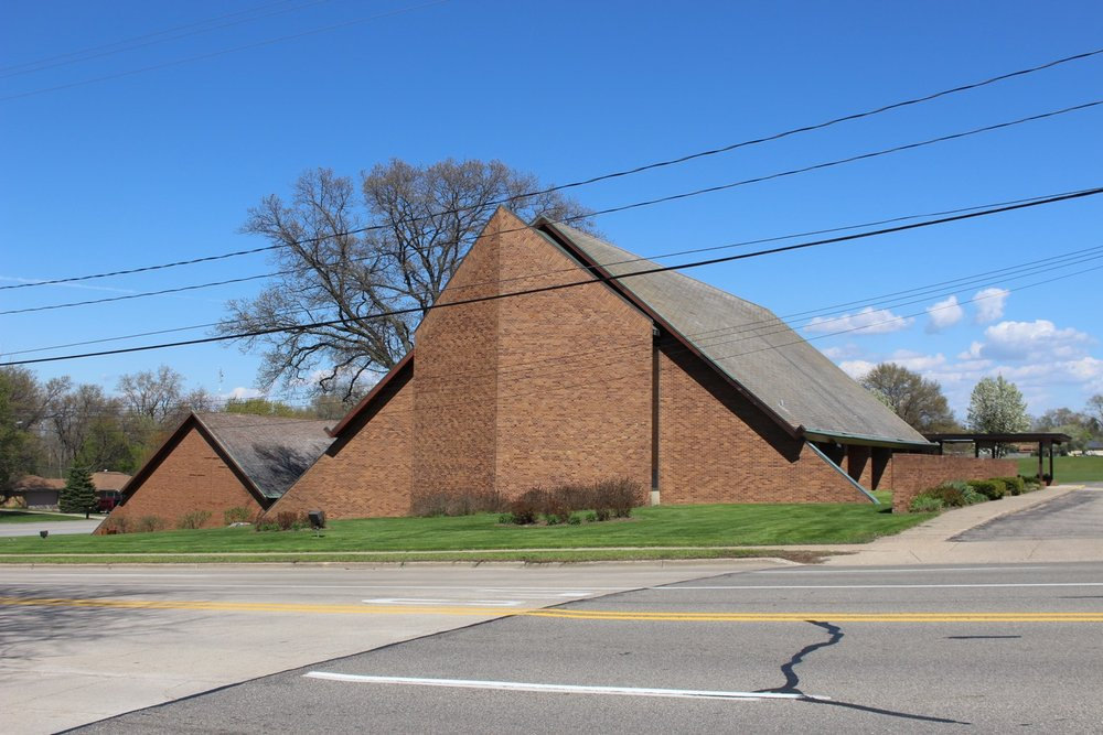 1958 FAITH LUTHERAN CHURCH GRAND RAPIDS