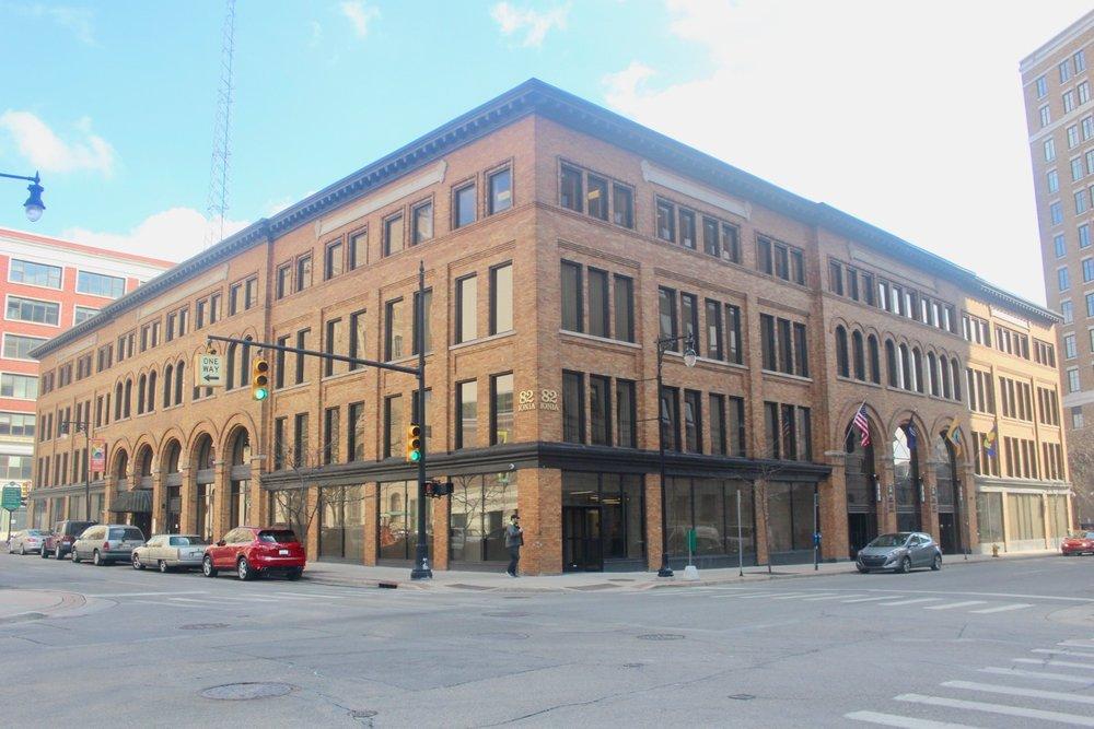 1913 KLINGMAN BUILDING DESIGNED BY ROBINSON & ROBINSON