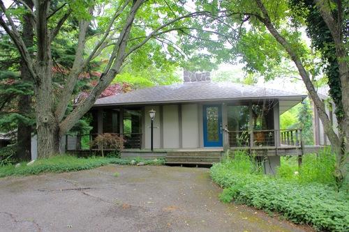 1966 OOSTING HOUSE