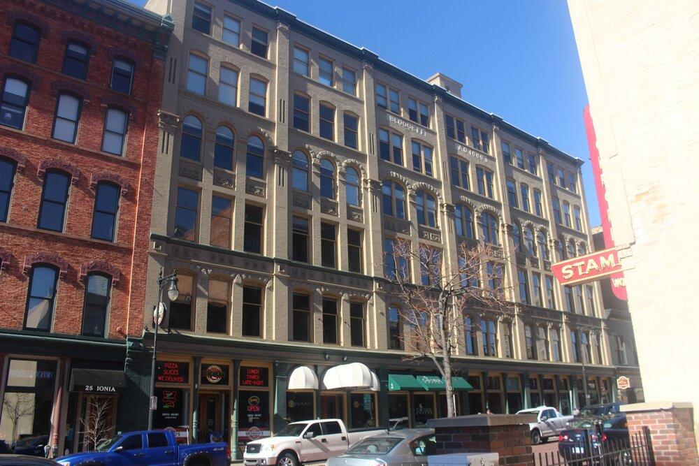 D.A. BLOGETT BUILDING
