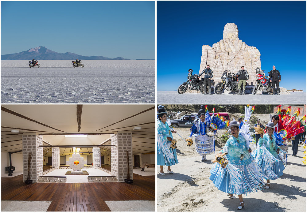 From the salt flats to the beautiful people of Bolivia