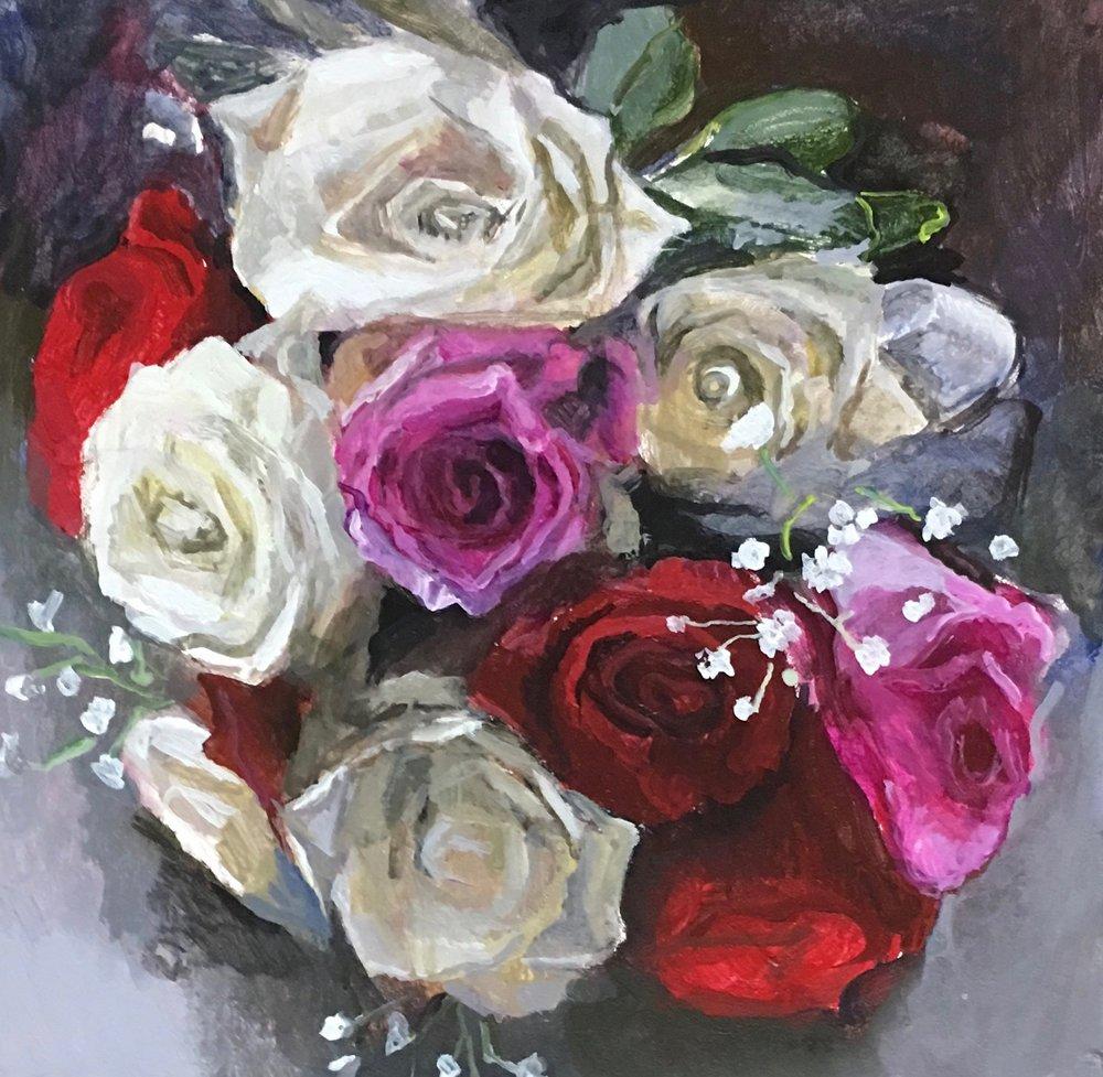 Amelia's bouquet