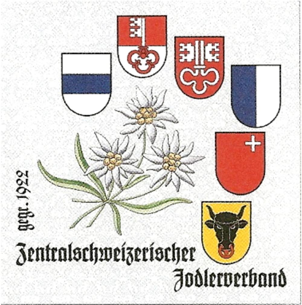 Zentralschweizerischer Jodlerverband ZSJV.