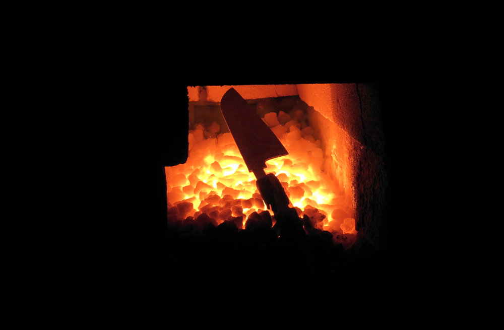 Blenheim Forge Heat-Treat