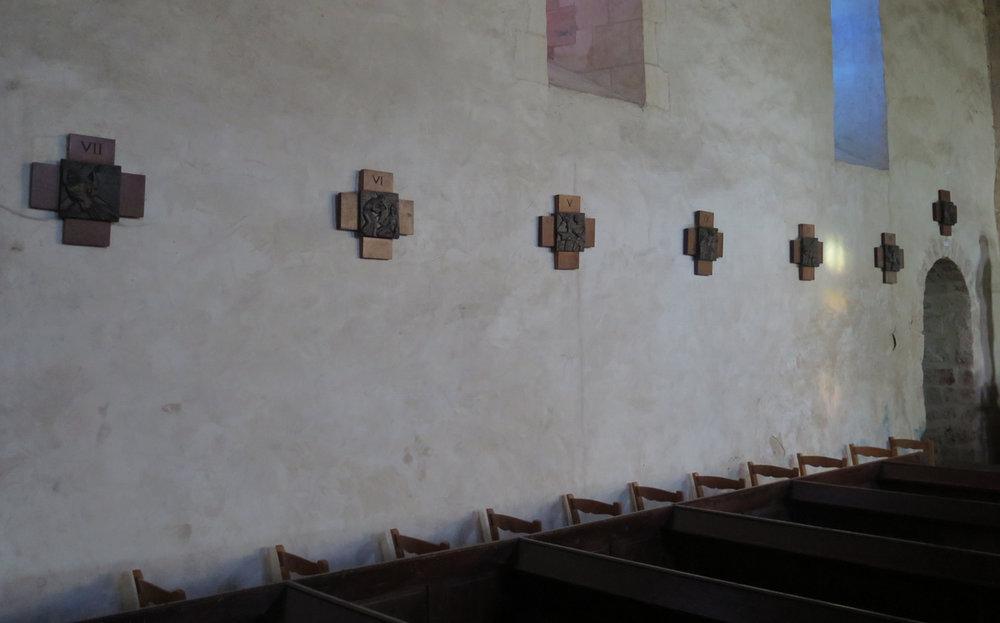Eglise de Varangeville stations