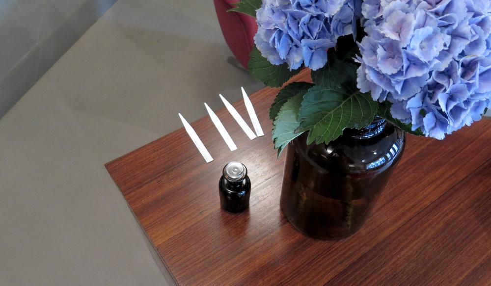 Perfumer H - a visit