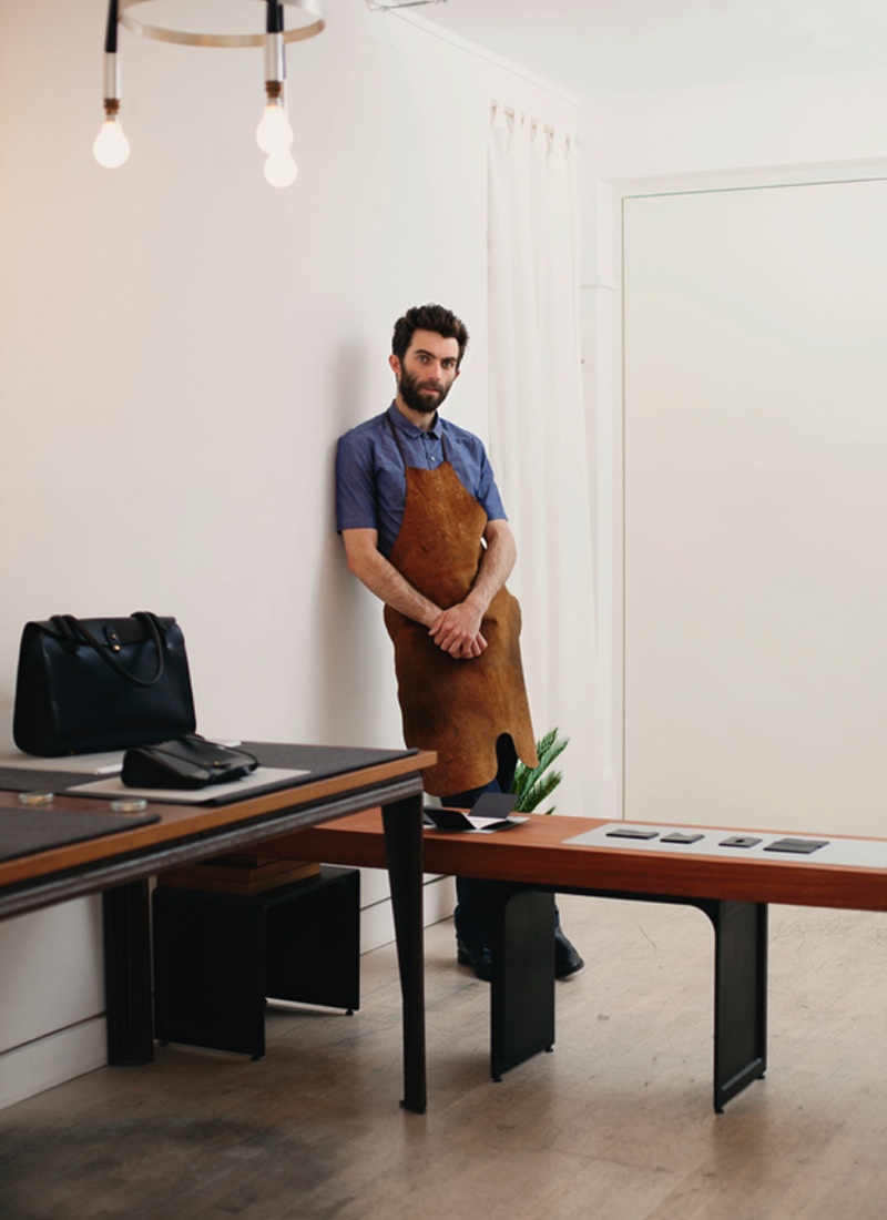 Mark Tallowin, designer