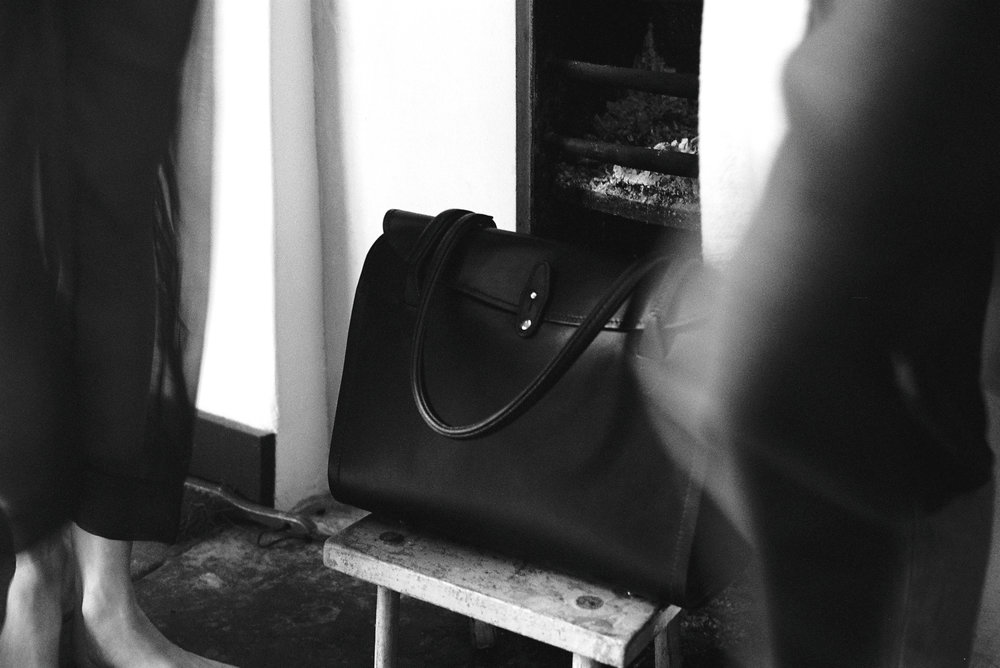 tallowin flatiron handbag shoot