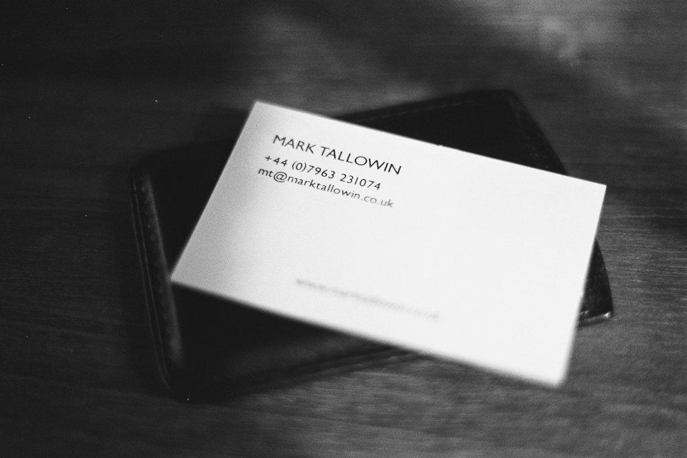 Mark Tallowin contact