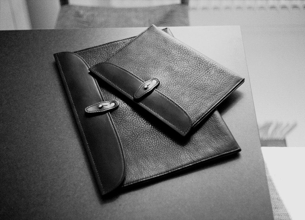 TALLOWIN portfolio designs - Port4 and Port5