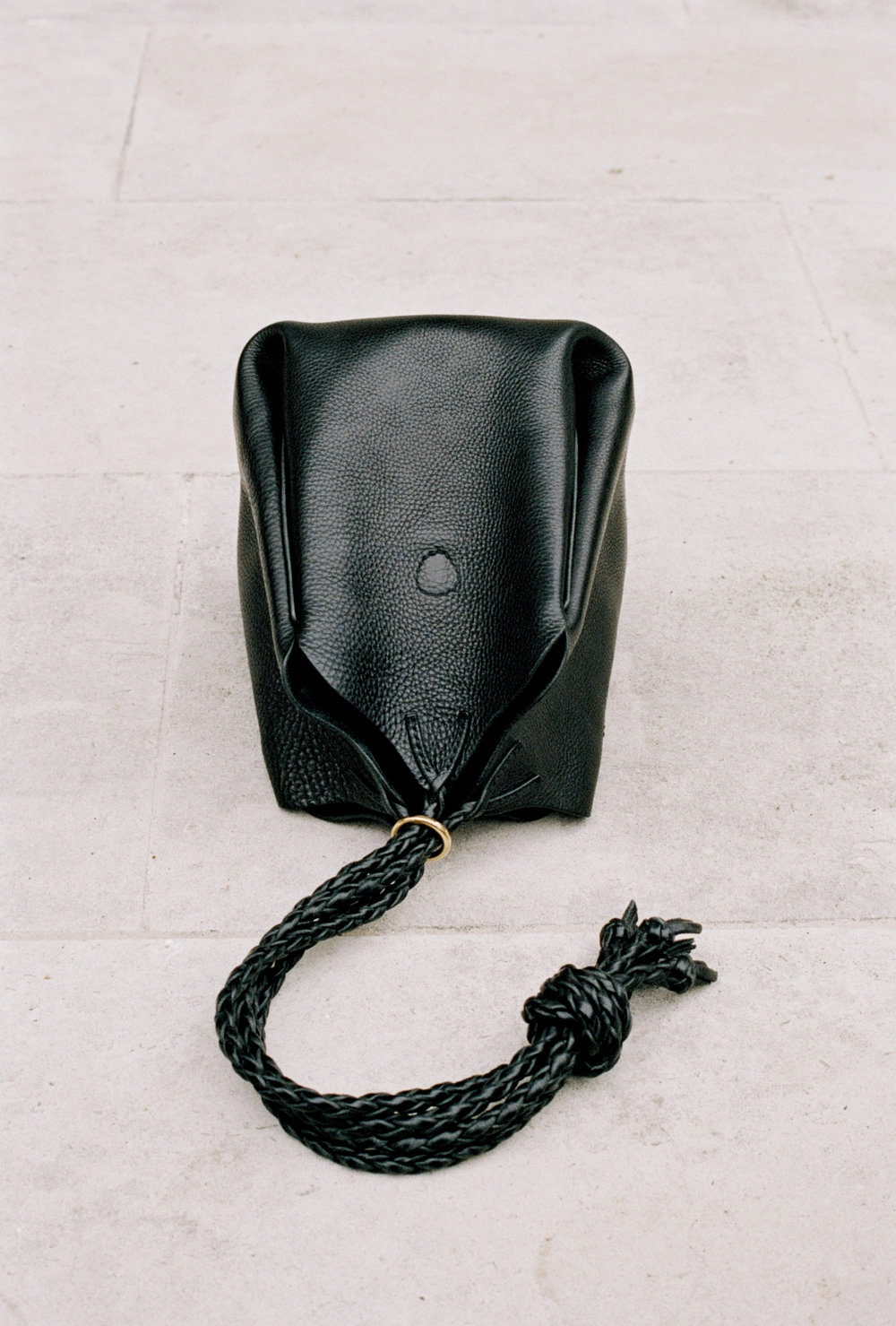baluchon bag by designer mark tallowin