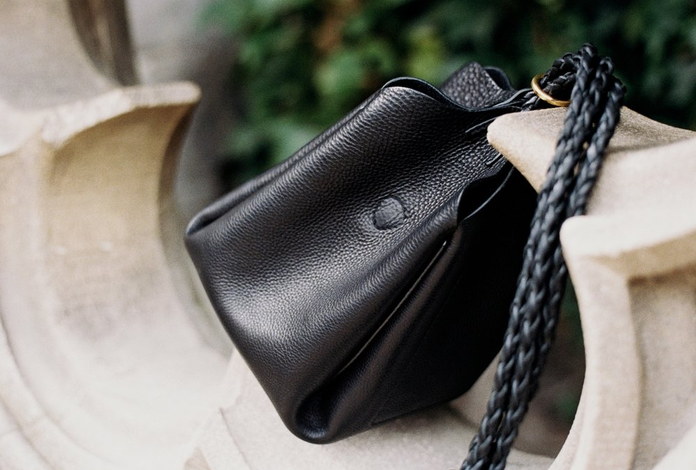 baluchon handbag mark tallowin luxury designer