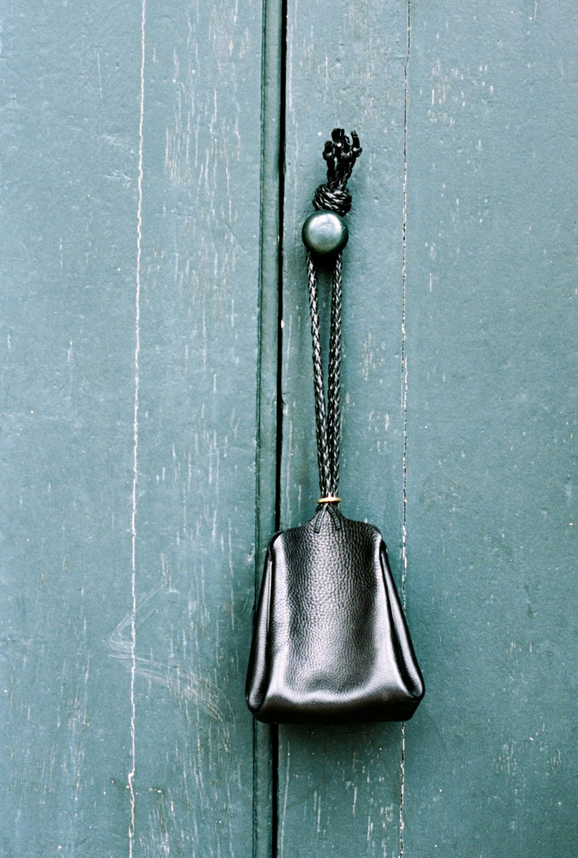 mark tallowin designer handbag baluchon
