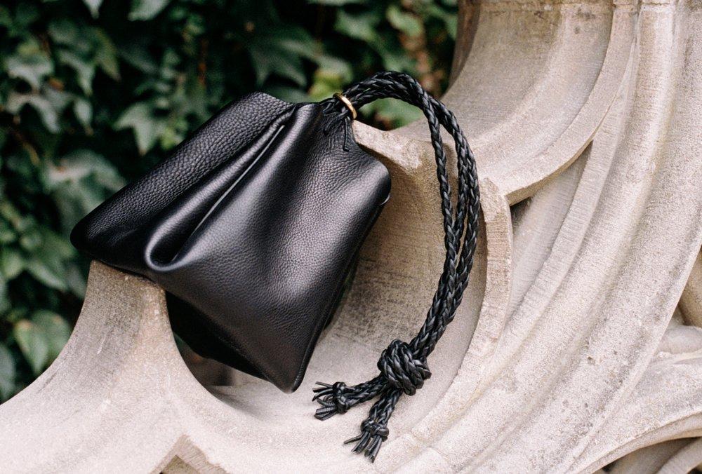 mark tallowin designer handbag