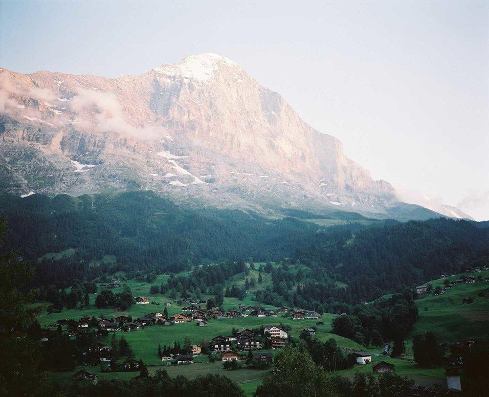 Eiger-Highline