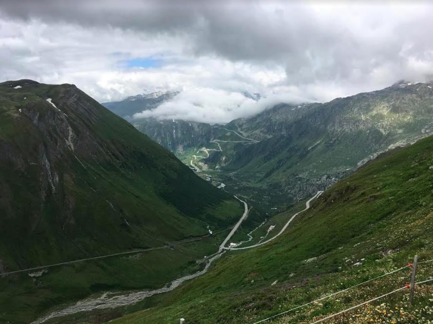 Granfondo San Gottardo - Furka Pass