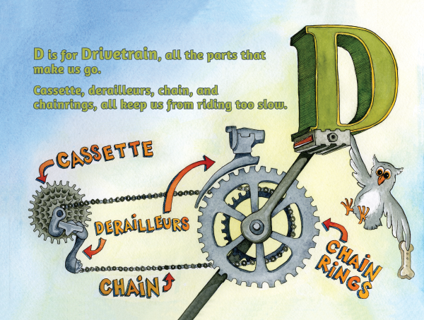D is for Drivetrain