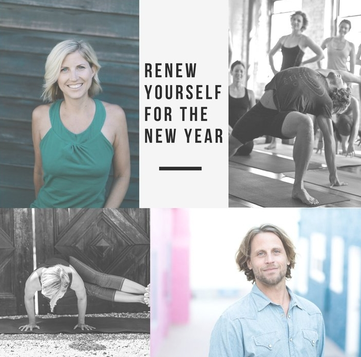 The Yoga Dive - New Year's Renewal